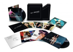 The Collection Coffret intégrale Amy Winehouse  8 Vinyles