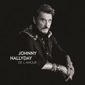 Johnny Hallyday, son nouvel album de l'amour en précommande sur Amazon