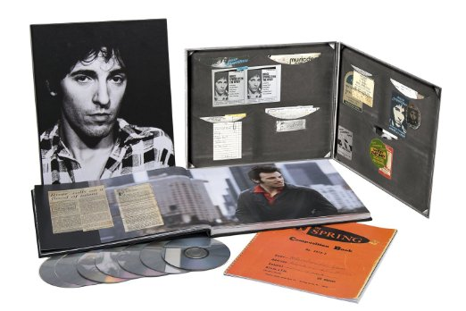 coffret Bruce Springsteen