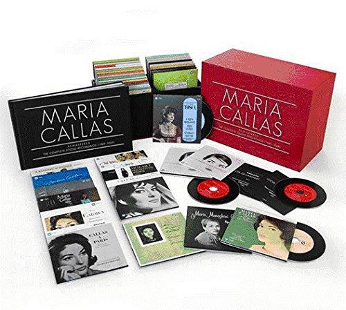 coffret Maria Callas