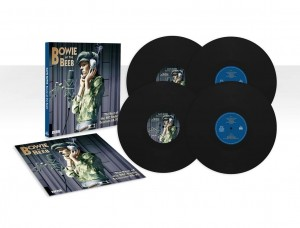 David Bowie vinyl edition limitée